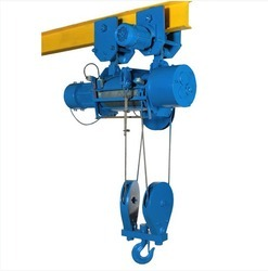 2 Ton Wire Rope Hoist With Central TROLLEY