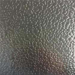 Stucco Embossed Aluminium Sheet