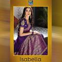 Vishal Isabella Silk Saree