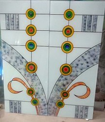 Designer Glass For Windows, Thickness: 3.5 And 12mm
