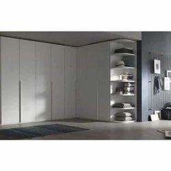 8 Door Corner Wardrobe