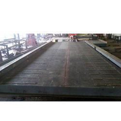 Weigh Bridge Fabrication Service