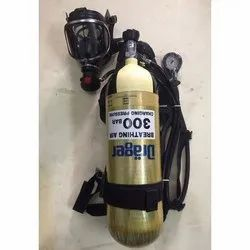 9 Kg Draeger Self Contained Breathing Apparatus, Max Working Pressure: 300 Bar