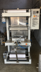 Mineral Water Shrink Wrapping Machine