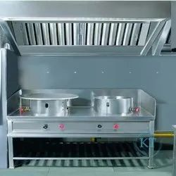Stainless Steel Pantry Kitchen Equipments