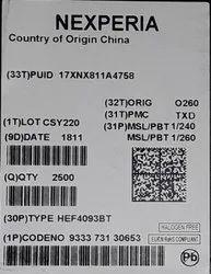 Schmitt trigger circuit HEF4093BT NXP