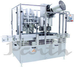 Liquid Filling & Sealing Machine