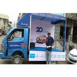 Vehicle Branding Road Show Advertisement Service