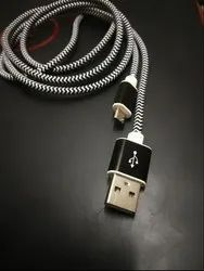 Fast Charging Nylon USB Cable