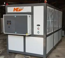 Automatic Air Cooled Screw Chiller Machine