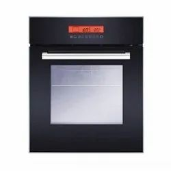 Black Stainless Steel Faber FBIO 67L 10F GLB Oven