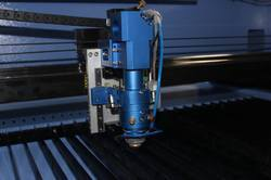 Laser Metal L Cutting Machine