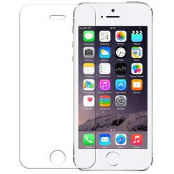 Tempered Glass for iPhone 5/5s/Se Glued Edge To Edge, Screen Guard,Tempered Glass By Vmaxtel