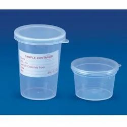 Sample Container Press & Fit Type