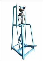 Leg Press Dona Making Machine