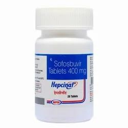 Hepcinat Tablets 400 mg