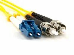 Duplex Fiber Optic Patch Cable