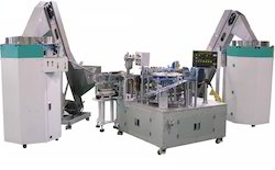Fully Automatic Syringe Assembly Machine