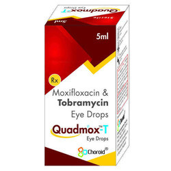 Quadmox-T Eye Drops