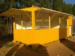Commercial Shop Container