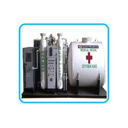 Medical Oxygen Gas Plant