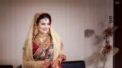 24 Hours Manually Engagement Makeup, Punjab