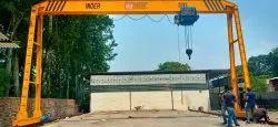 Gantry Crane 7.5 Ton