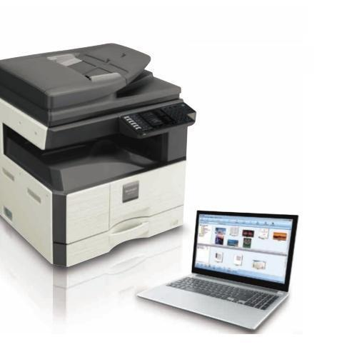 Sharp AR-6023N 23 ppm Digital Multifunctional Printer