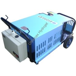 High Pressure Industrial Water Jet Cleaning Machine