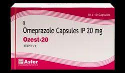 Omeprazole ( Ozest-20 Capsules)