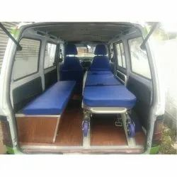 Omni Ambulance Interior Fabrication Service