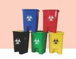 Bio Medical Waste Bin 30 Ltrs
