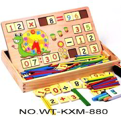 Math Learning Toy