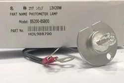 BS200 Photometer Halogen Lamp