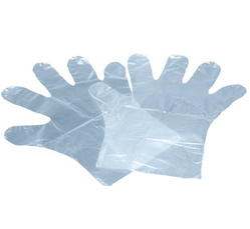 Transparent Disposable Hand Gloves