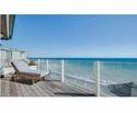 Panel Aluminum Sea View Frame Less Railing
