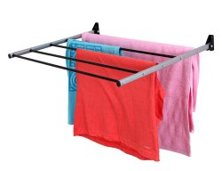 Montaggio 60 Wall Mounted Cloth Drying Stand