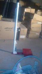 Movable Badminton Pole