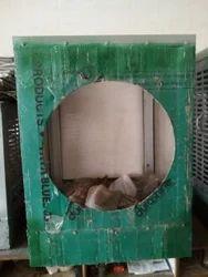 Cooler Body Frame