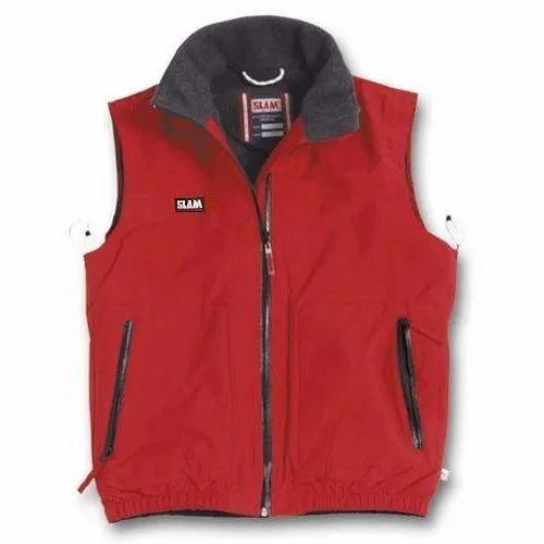 7565dae230850 Red Half Sleeves Jackets