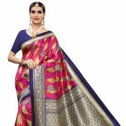 Designer Mysure Silk Saree