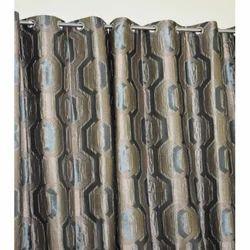 crepe Printed Door Curtain