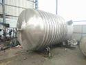 Ss304-ss316-ms2062 Reactor Vessels