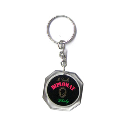 Vehicle Acrylic Keychain