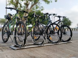 5 SS Bicycle Stand