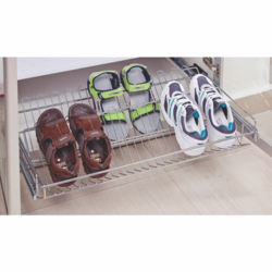 Shoe Rack Pull Out Double