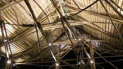 Wood Bamboo Resort Interior Designing Service