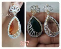 Newly Fashion High Quality AD Earrings