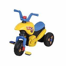 Plastic Zoom Trike, Size: L26 X W15 X H21 cm