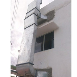 AC Duct Fabrication Service